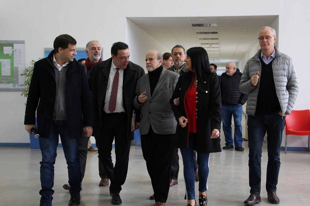 El CGC de Zárate fue sede de la apertura de un Congreso sobre Salud