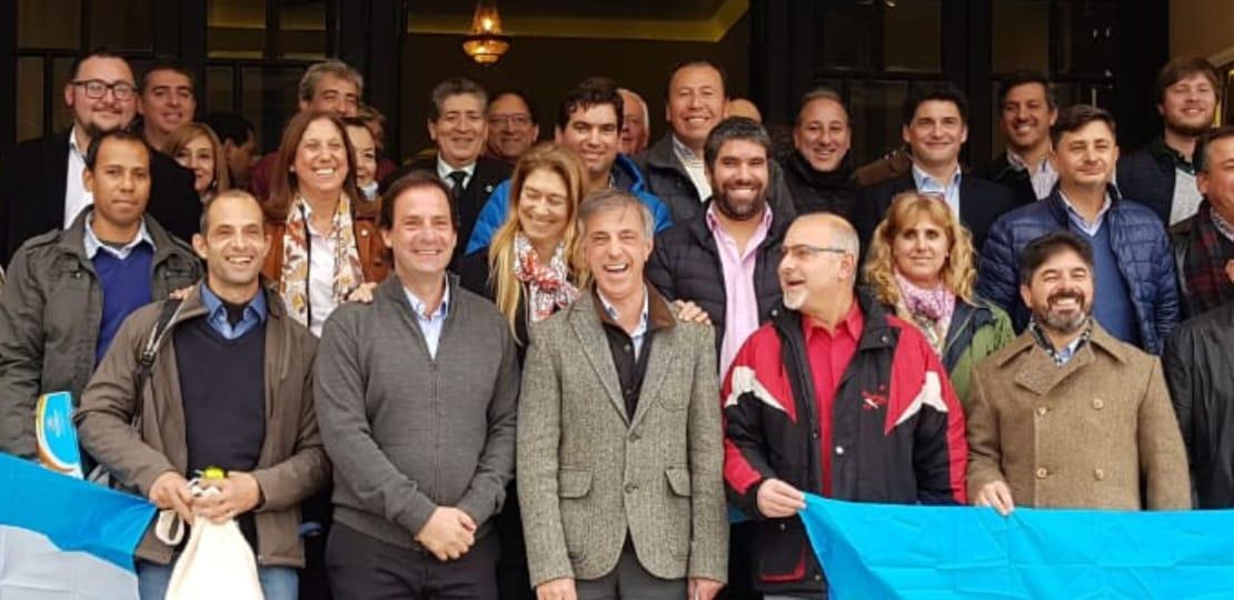Zárate participó de una nueva reunión de Producción con otros 40 Municipios