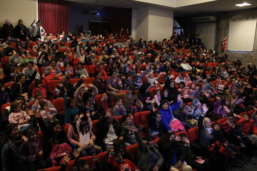 El Cine Infantil es un éxito en vacaciones