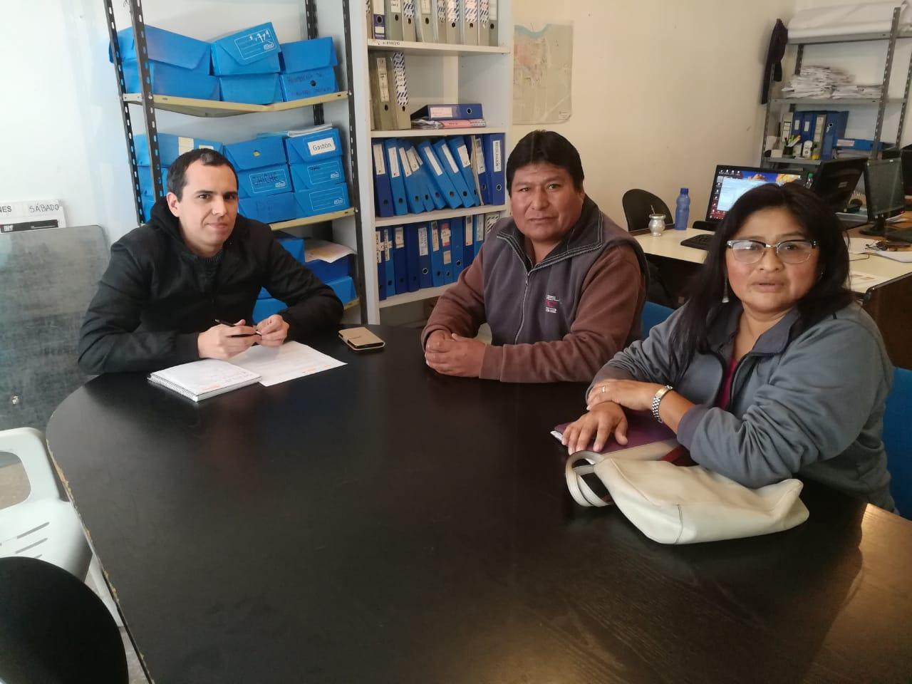 El Municipio gestiona el consulado móvil de Bolivia