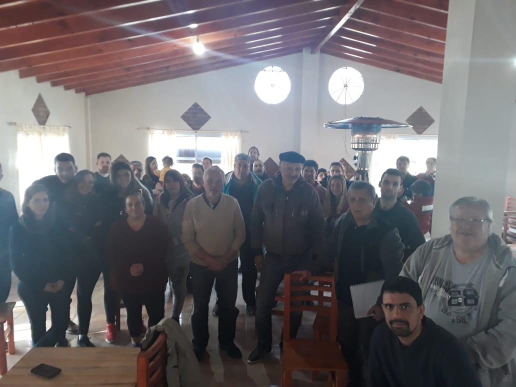 El Municipio acompaña la organización de los vecinos de Los Mirtillos