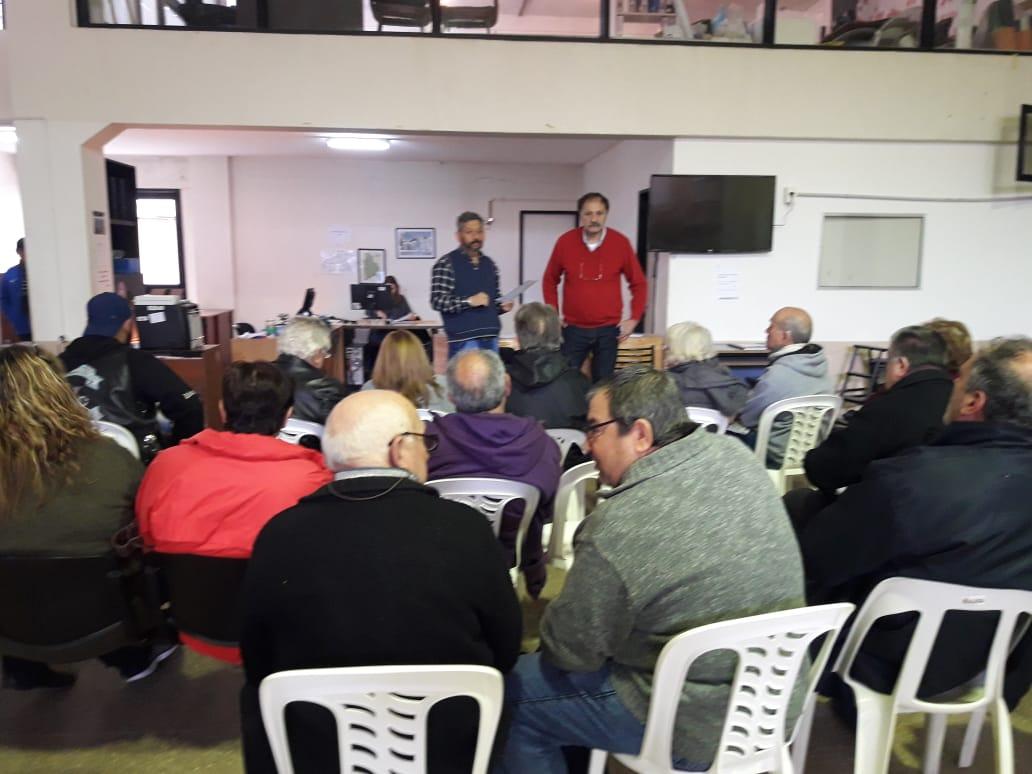 Municipio desarrolla reuniones del Programa de Jornadas de Trabajo Solidario