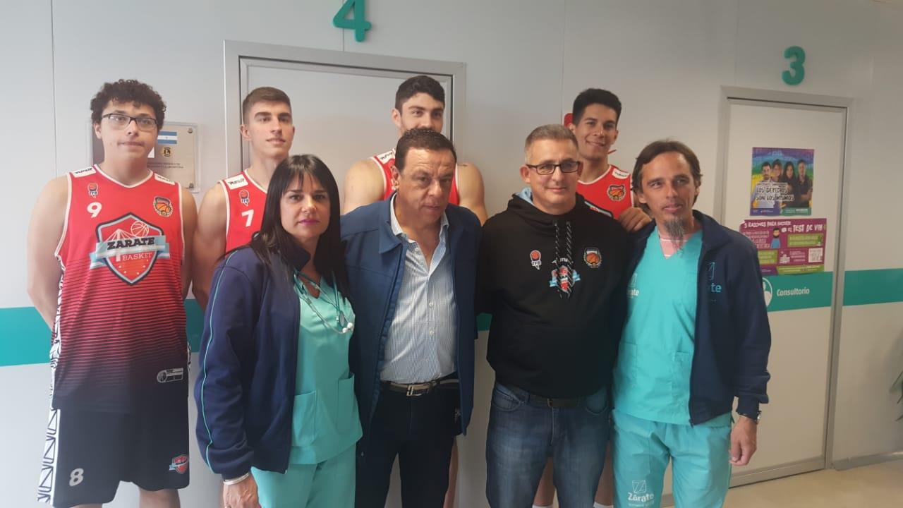 El Hospital Municipal incorporó tecnología para hacer estudios a deportistas de alto rendimiento