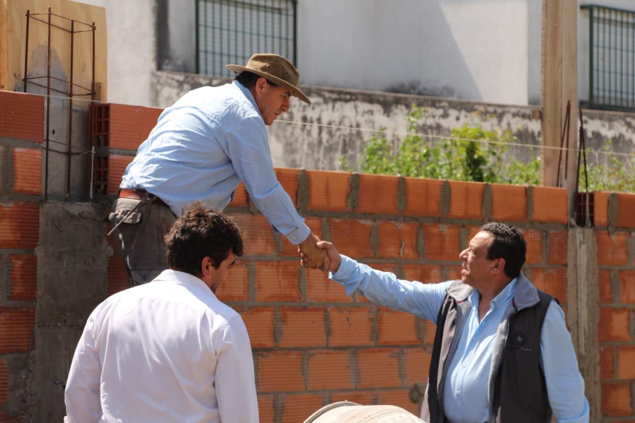 Emergencia Territorial: el Municipio trabaja en el barrio Mariano Moreno