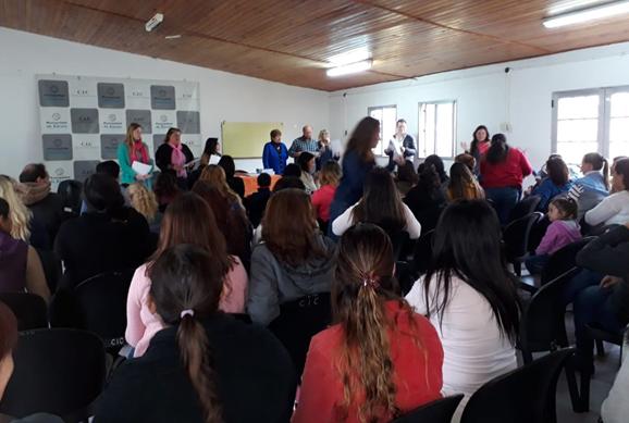 Más de 100 vecinos egresaron del Taller de Formación en Gestión de la economía social