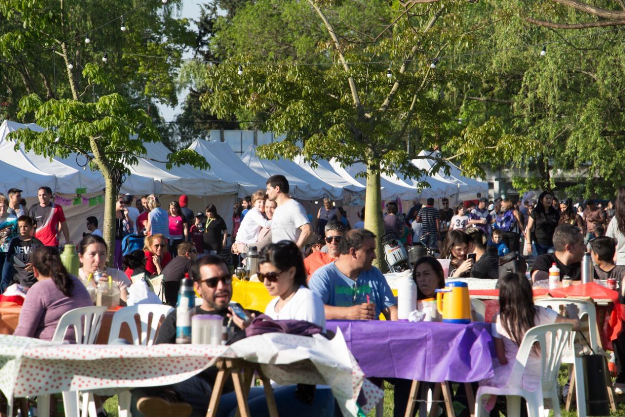 Exitosa Séptima Feria de Economía Social y Solidaria