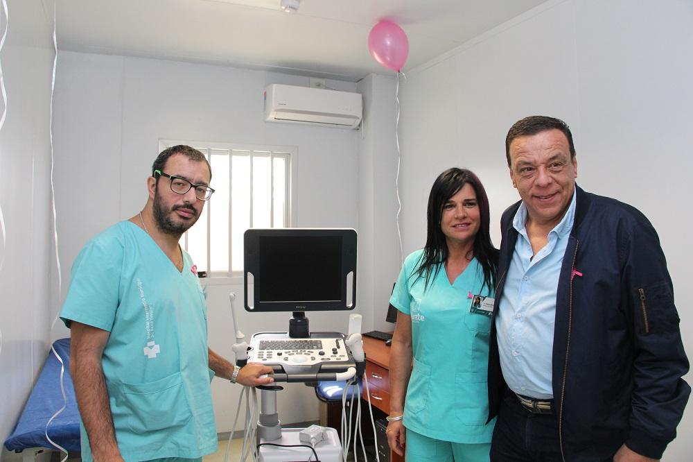 """El Hospital Municipal ofrece el """"Circuito de la Mujer"""" para estudios ginecológicos"""