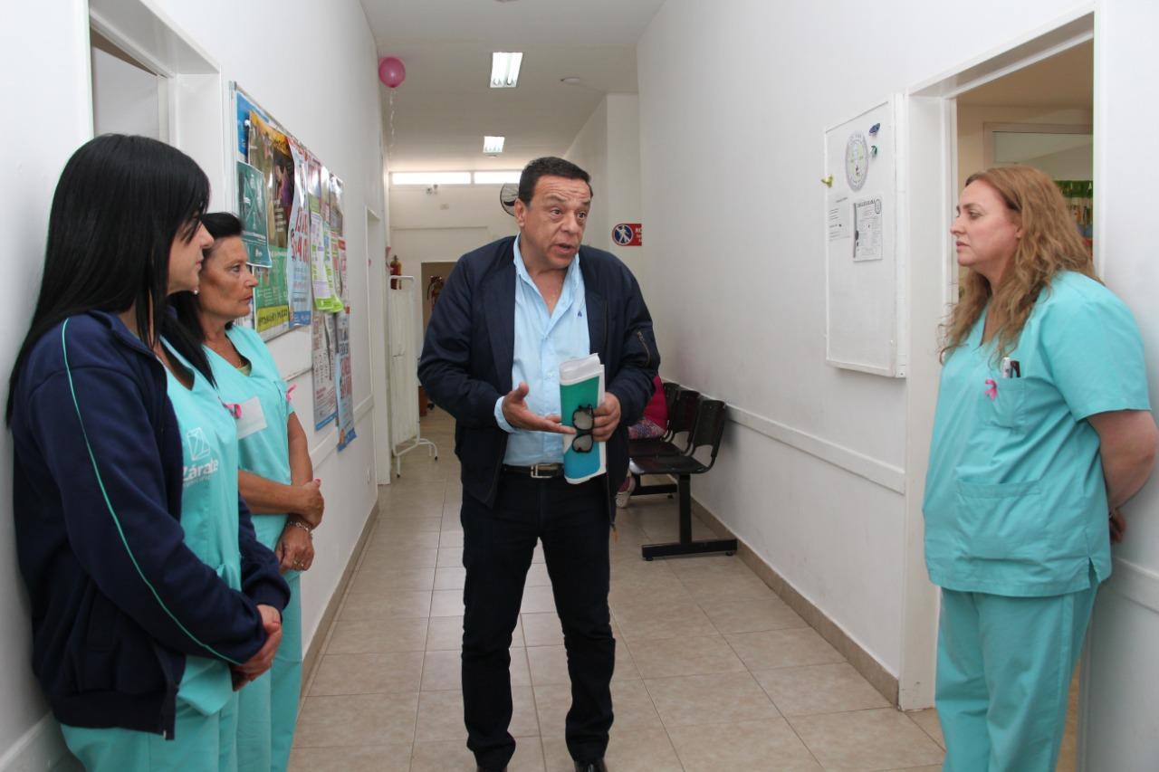El Hospital Intermedio Municipal de Lima será inaugurado en noviembre