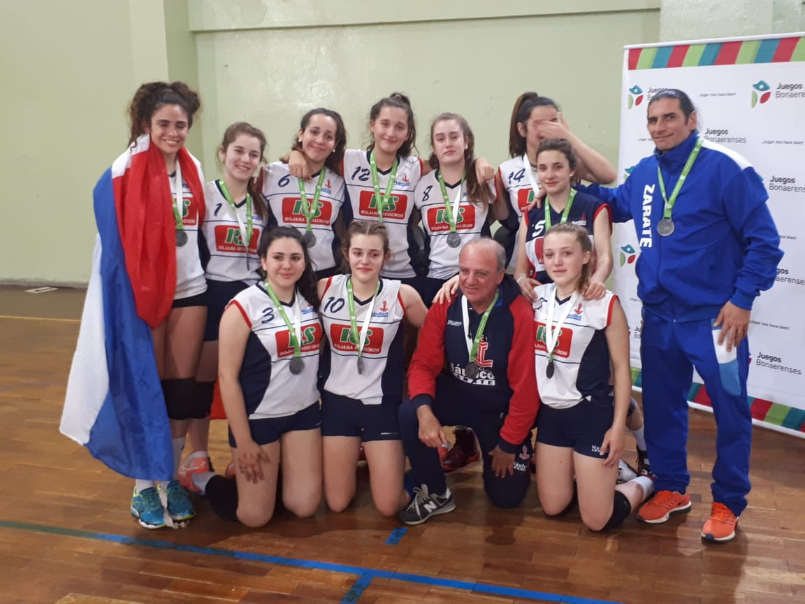 Zárate finalizó los Juegos Bonaerenses con 14 medallas