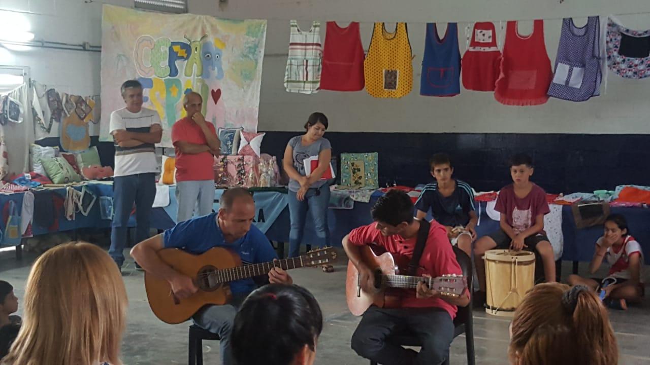 Los CEPAM llevaron a cabo los cierres de los talleres con emotivos actos