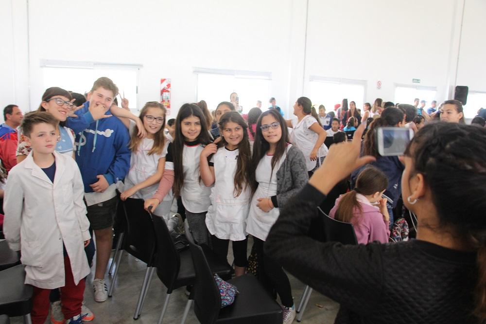 Ciudad Rayuela: Municipio capacitó a los alumnos para la presentación del proyecto final