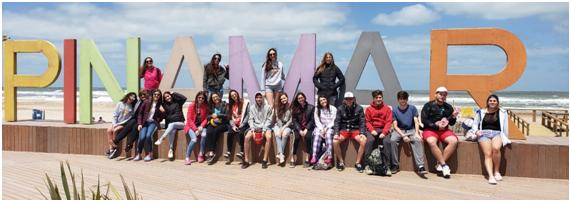 Los ganadores de Costa Joven ya disfrutaron de sus viajes