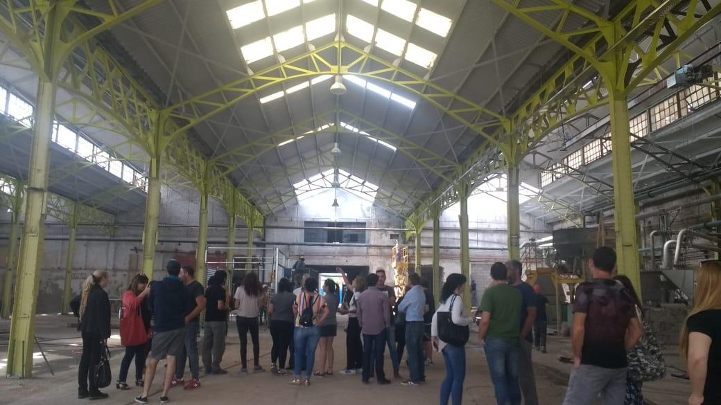 El 28 de diciembre se inaugura el Mercado Witcel