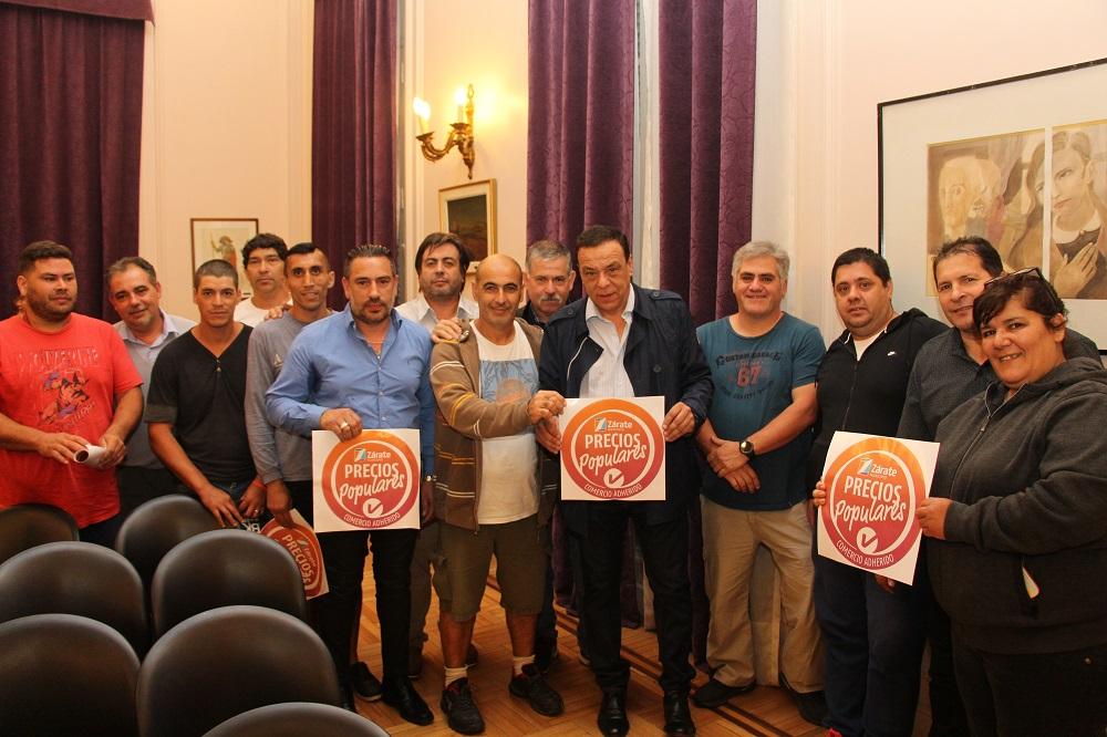 """El Municipio puso en marcha el programa """"Precios Populares"""""""