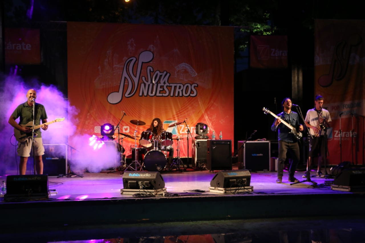 "Segundo festival del programa municipal ""Son Nuestros"""