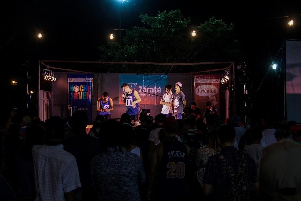 Se realizará el re-lanzamiento de Noche Joven en el Mercado Witcel