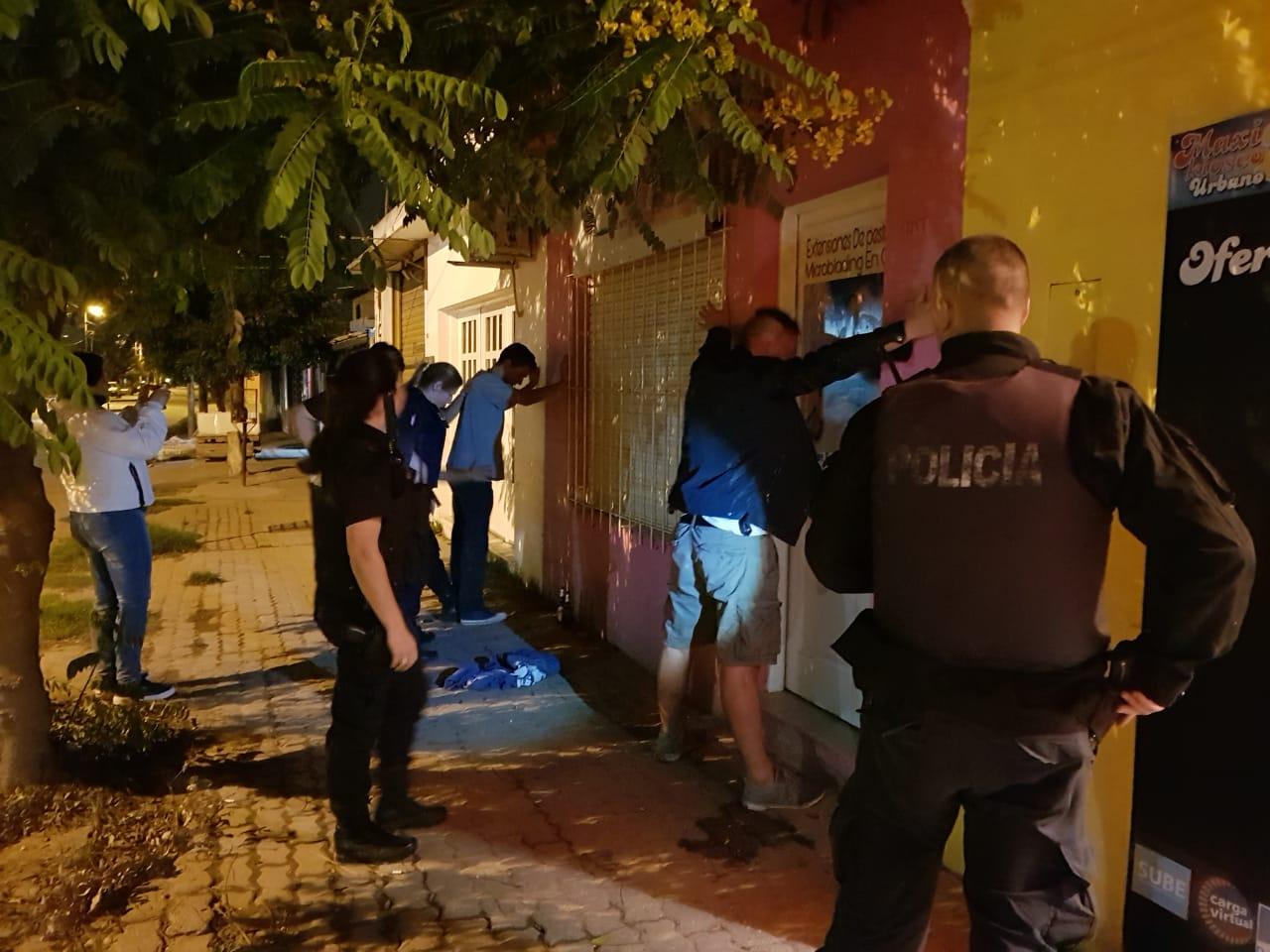 Municipio llevó a cabo diferentes operativos de seguridad en la ciudad