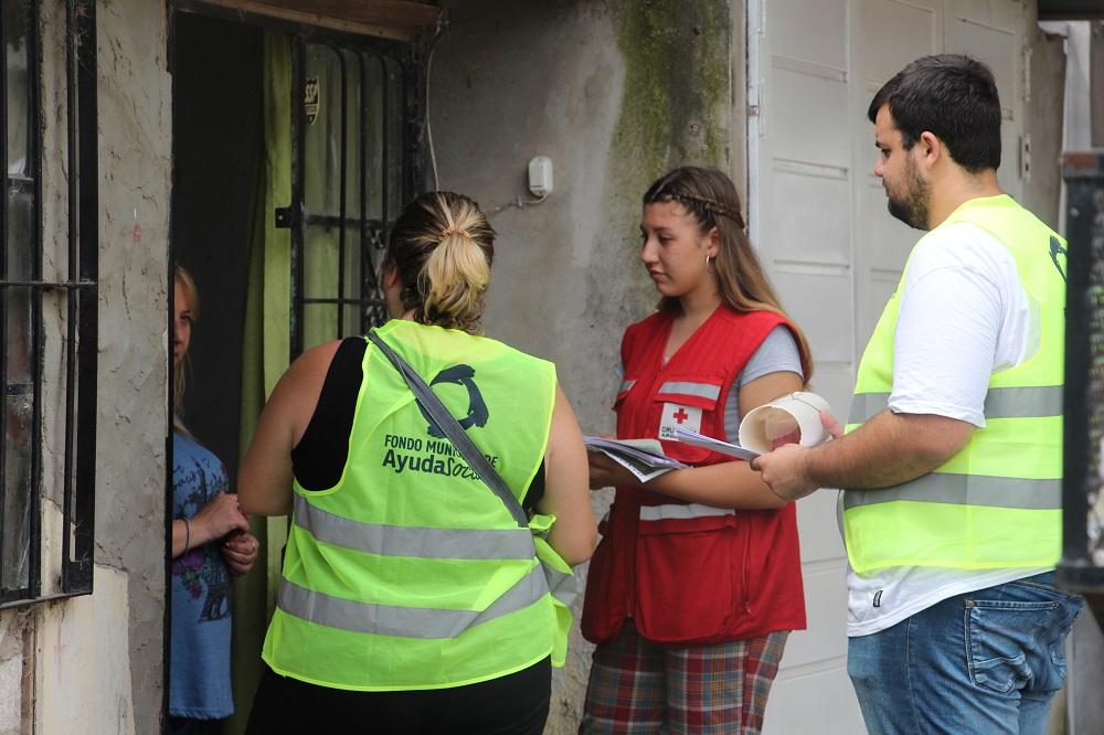 Municipio realiza abordaje en Villa Angus por hantavirus