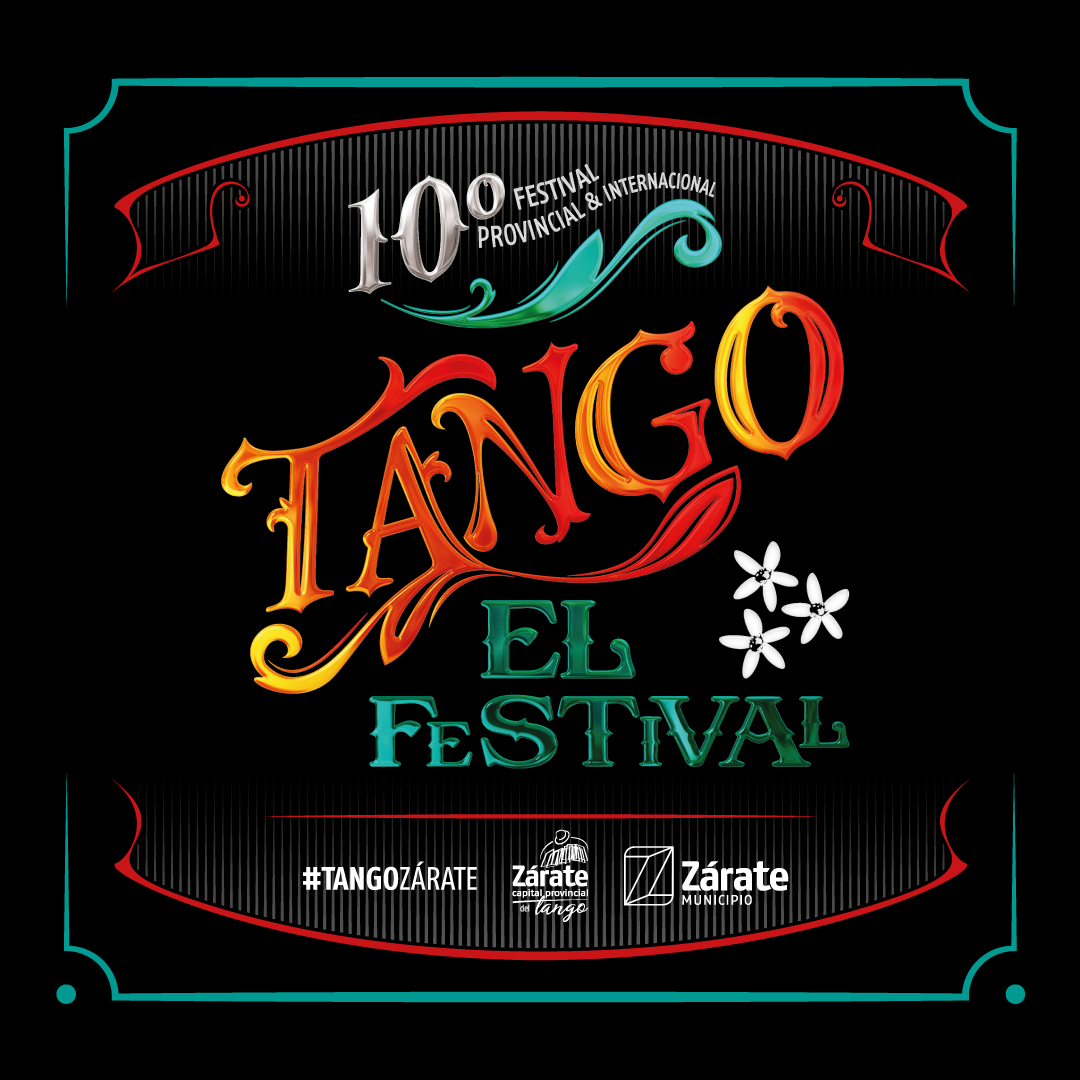 Se presentó el 10° Festival Provincial e Internacional de Tango de Zárate