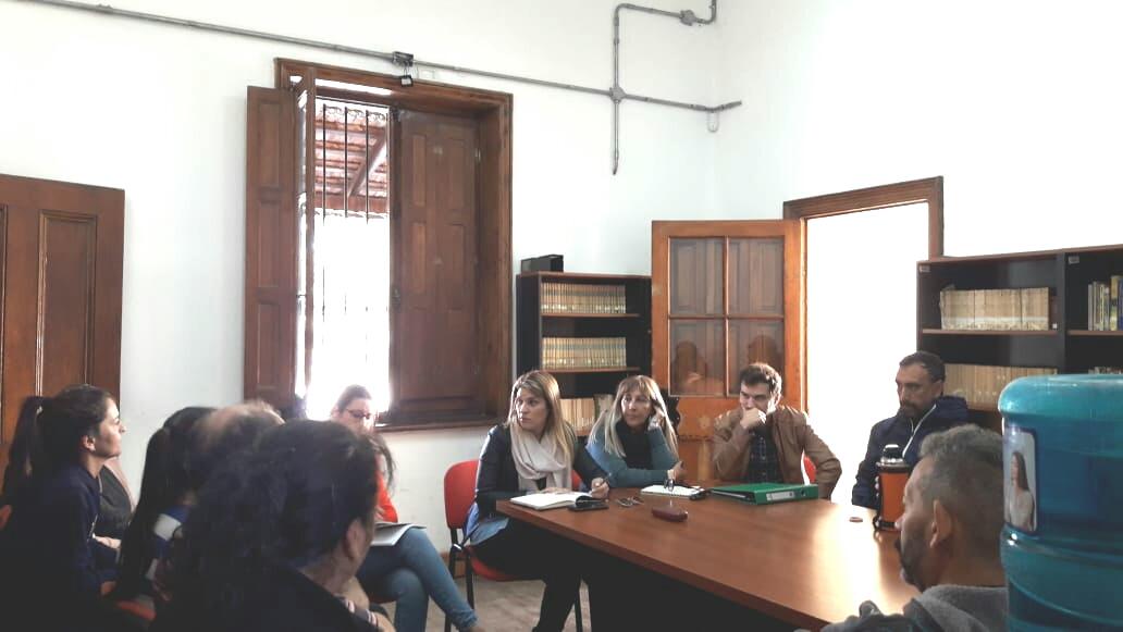 Seguridad: Municipio se reunió con vecinos de Lima y de Bosch
