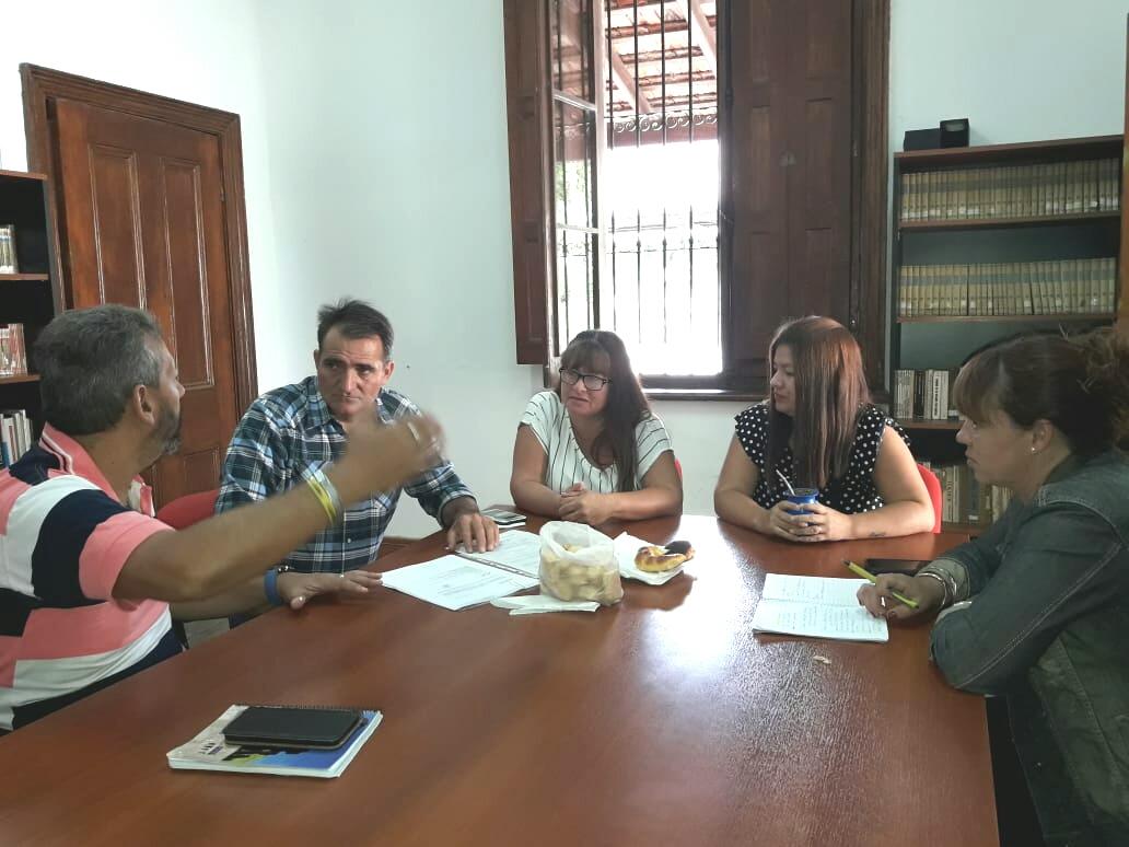 Municipio se reunió con representantes del Centro de Rehabilitación de Adicciones de Lima