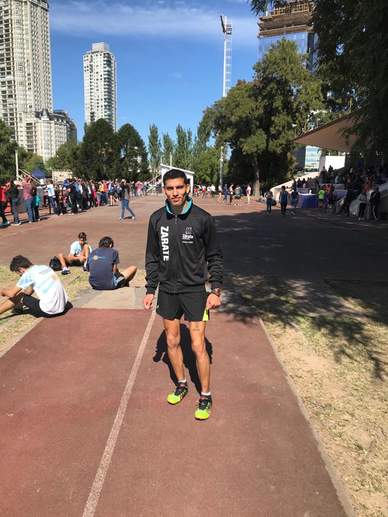 Barreto sigue ganando en su preparación a los Parapanamericanos y el Mundial
