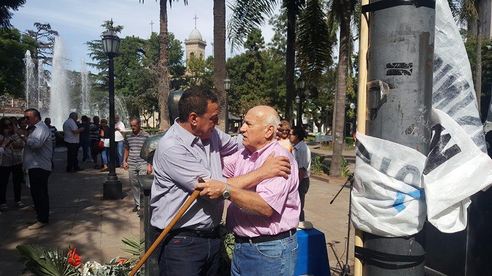 Se recordó a Raúl Alfonsín a 10 años de su fallecimiento con un sentido homenaje