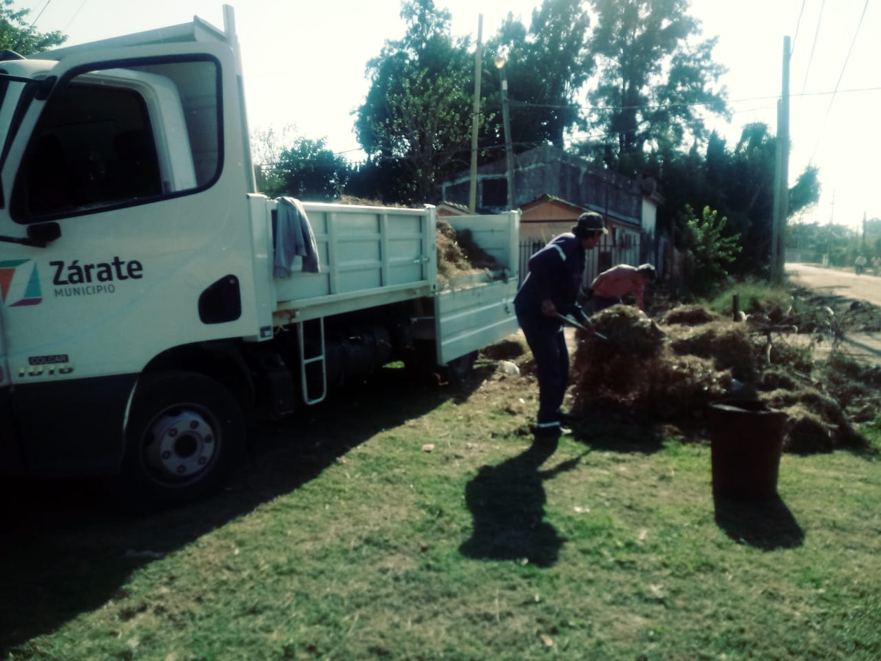 Municipio intensifica la limpieza de espacios públicos