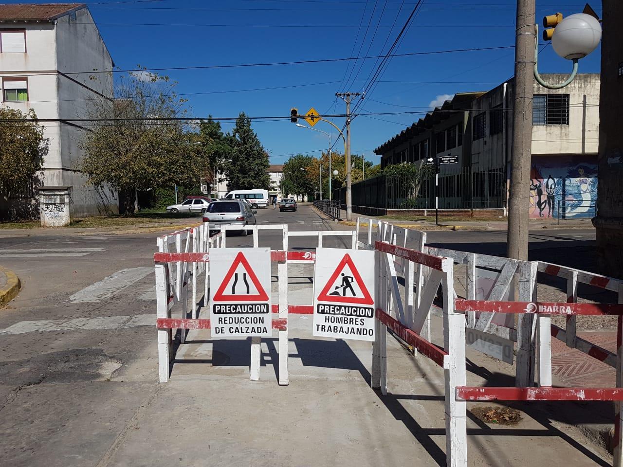 Municipio avanza con los trabajos de mantenimiento de calles en la ciudad