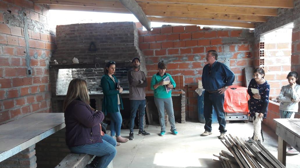 En Lima, el Programa Mi Barrio también empezó en la Zona 2