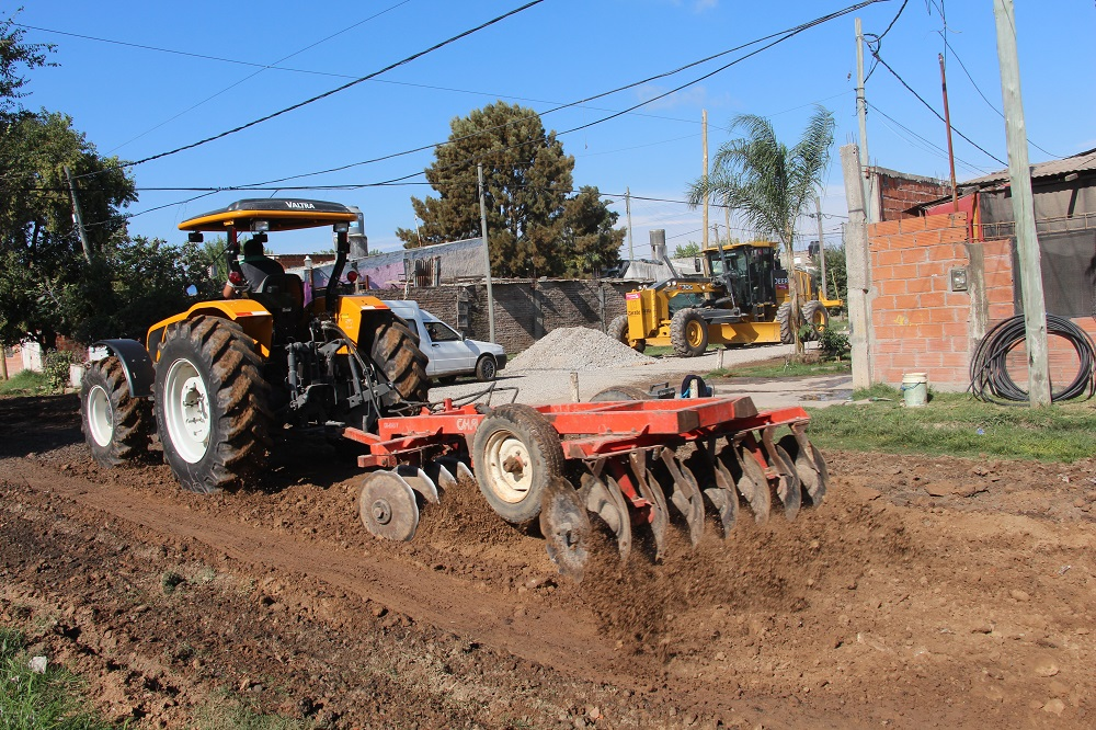 Avanza el Programa Municipal Mi Barrio en la Zona 1
