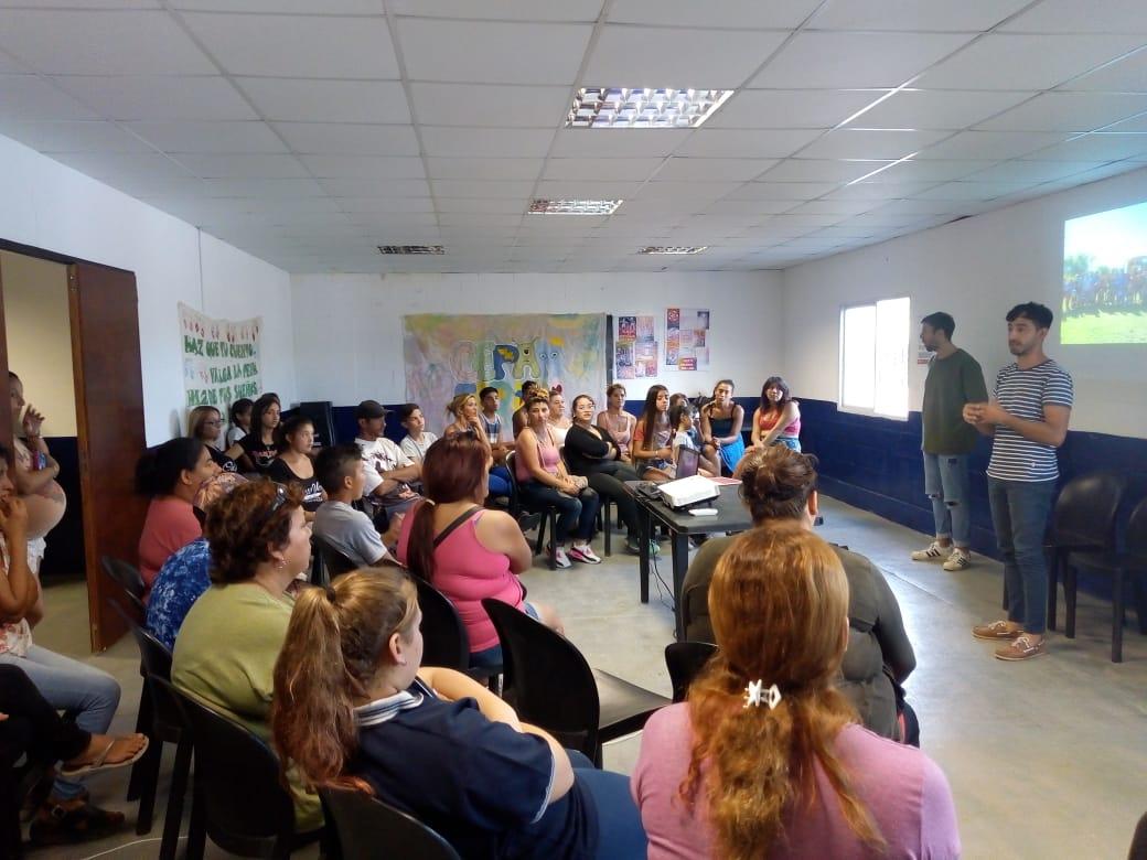 Municipio incorporó jóvenes al Programa ENVIÓN