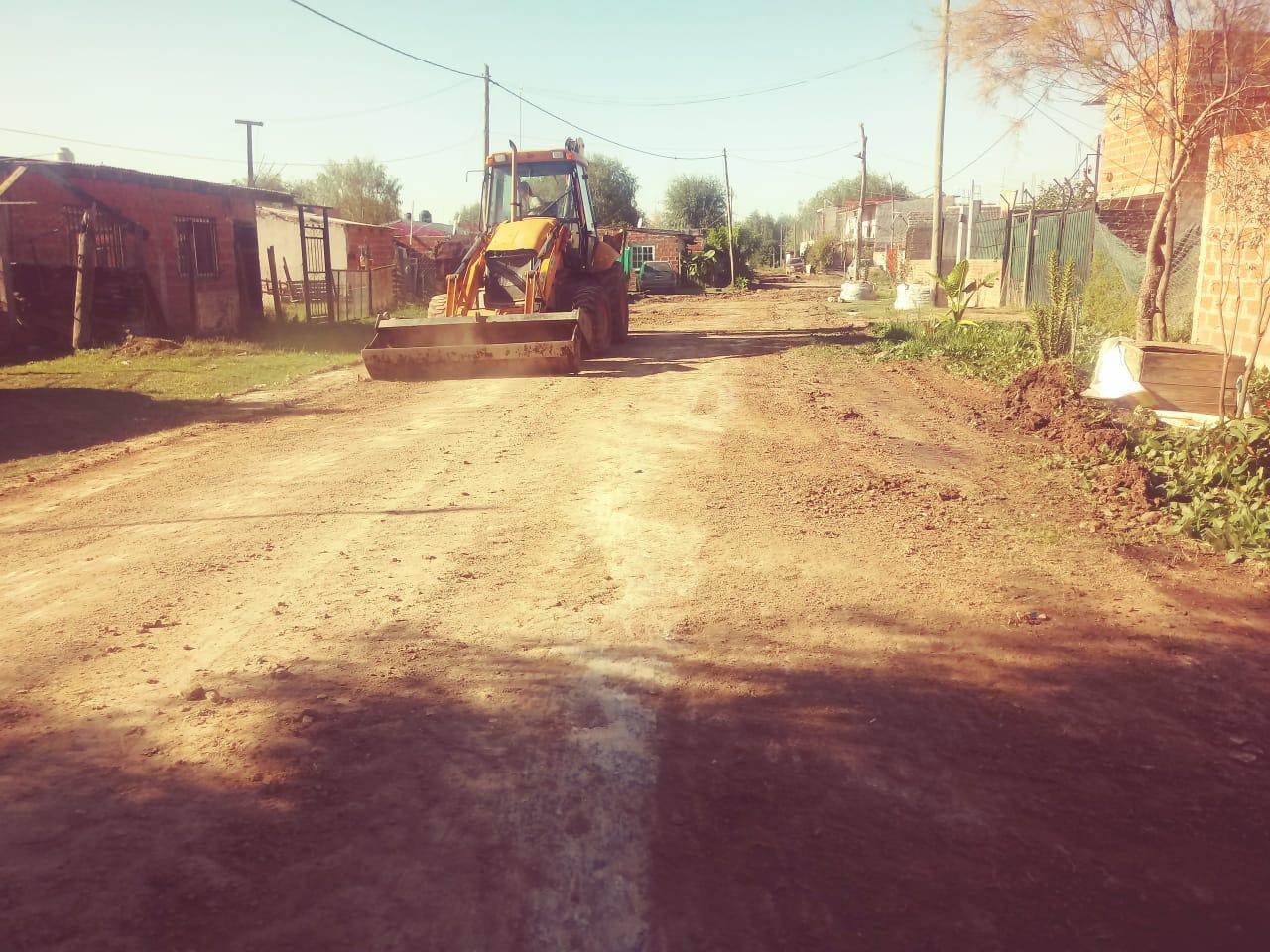 Municipio trabaja en el barrio La Ilusión con el Programa Mi Barrio