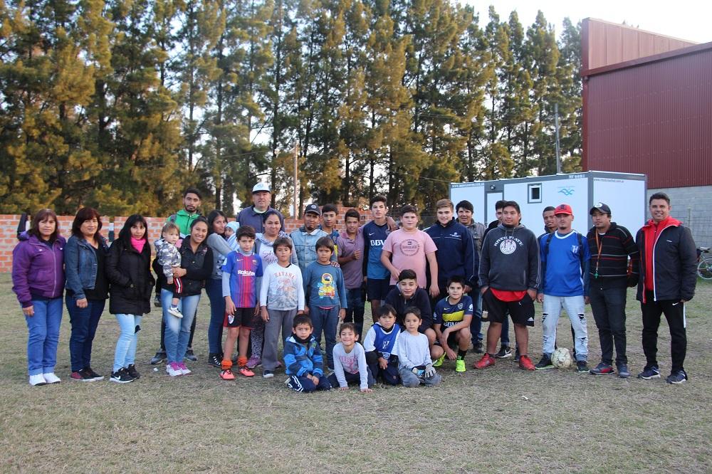 El Municipio impulsa el crecimiento del club Social Lima 2013