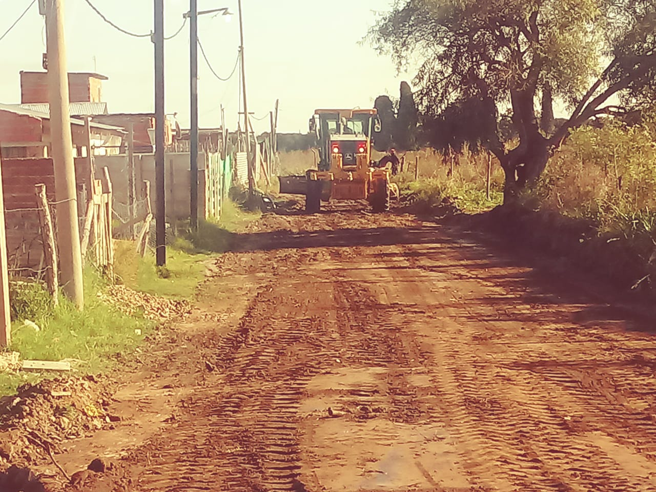 Programa Mi Barrio: mejoras en el barrio Los Milagros