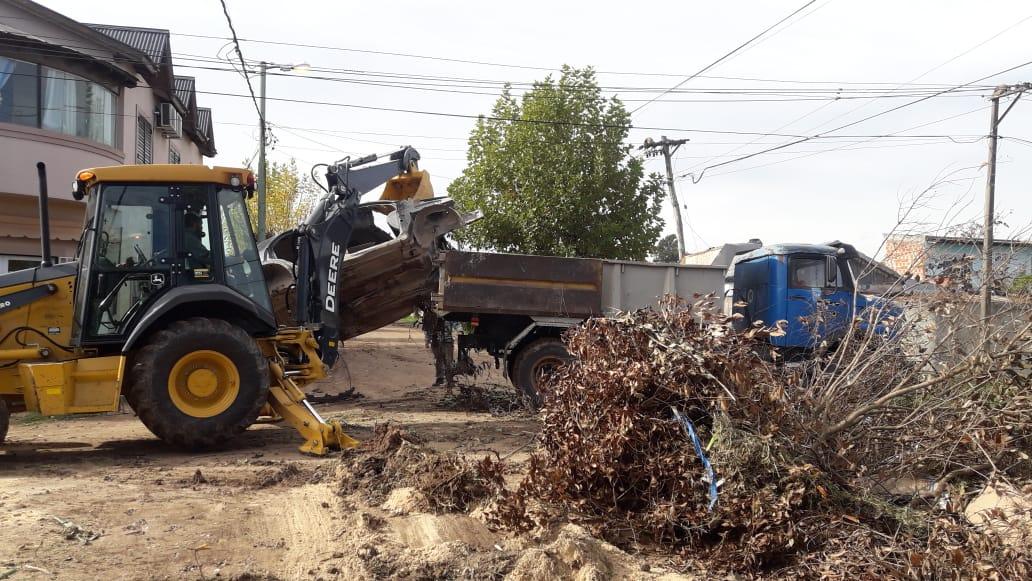 Avanzan las obras de hormigón en Lima