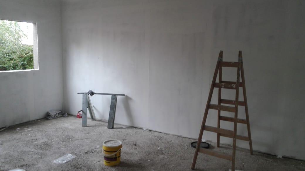 Avanza la construcción de nueva aulas en el Jardín Nº 913 de Lima