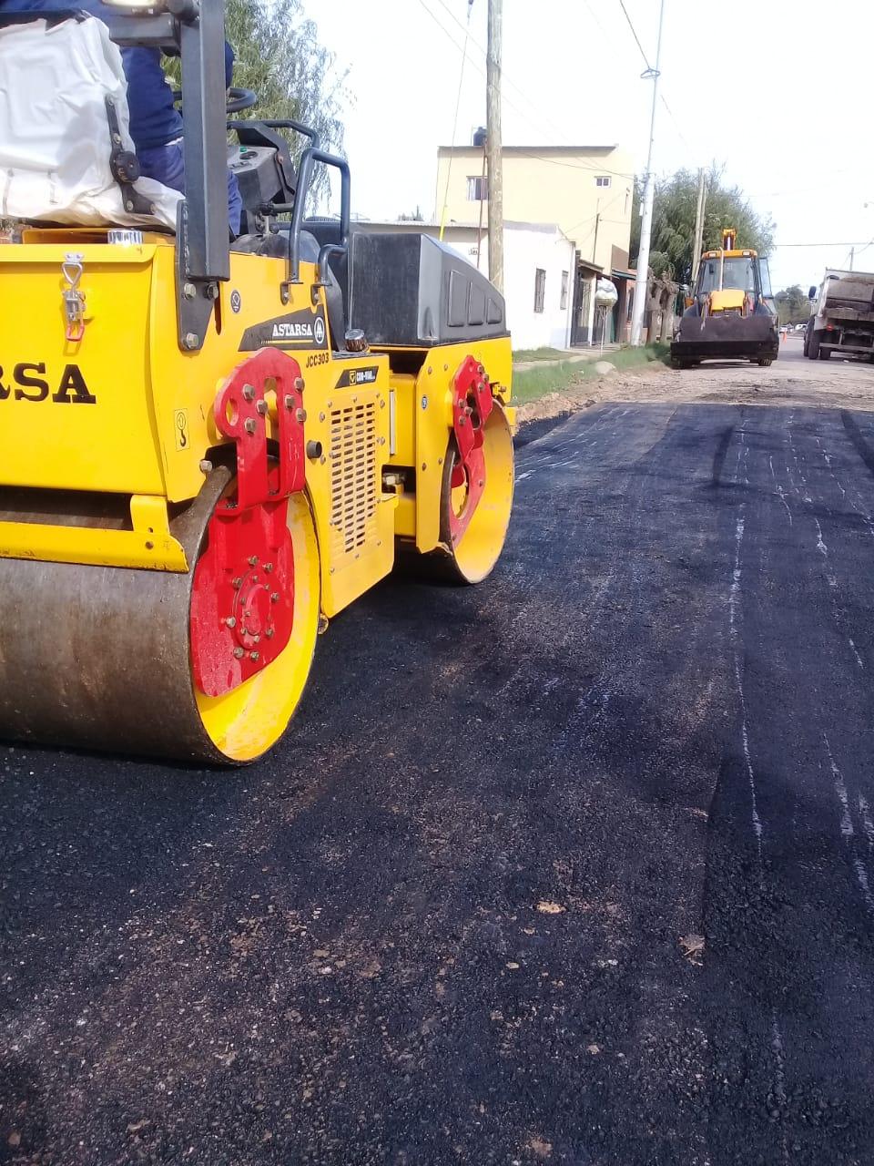 Municipio sigue trabajando en mejorar las calles