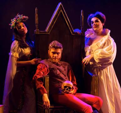 """""""Trágica"""", comienza un fin de semana teatral en el Forum Cultural"""