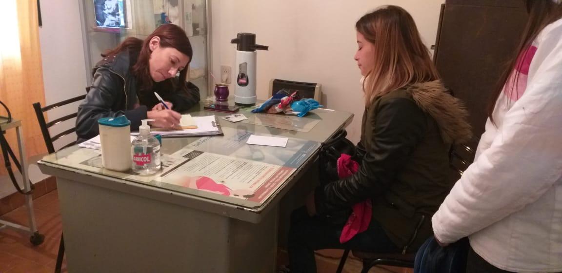 """Atención del Servicio Social en el Programa """"Mi Barrio"""""""