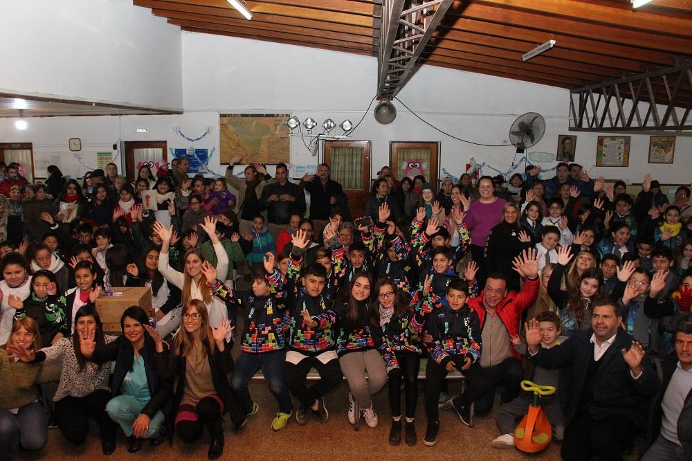 Se entregaron los premios del Programa Ciudad Rayuela 2018