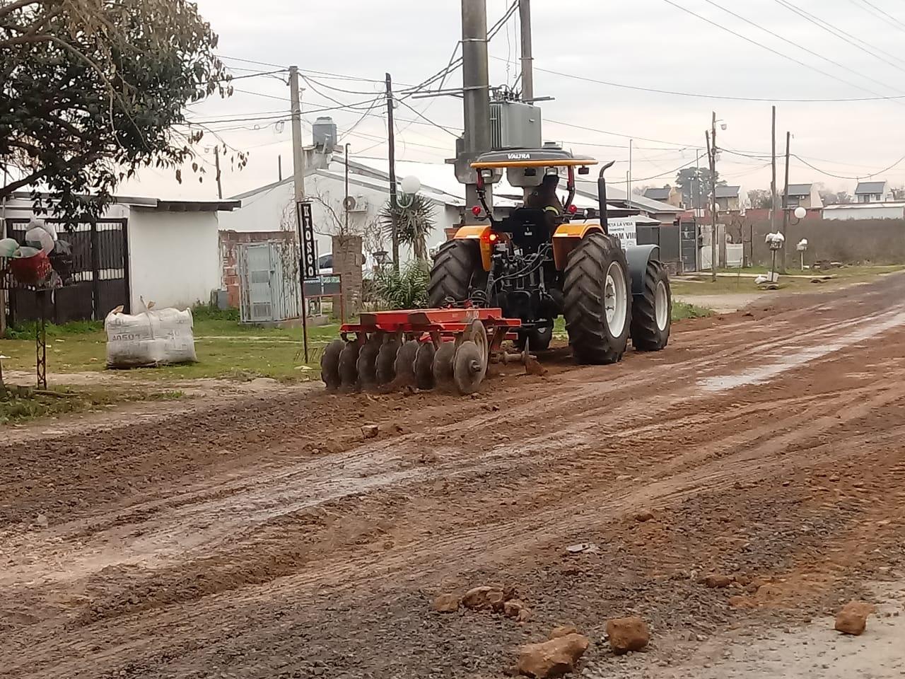 Programa Mi Barrio: continúan los trabajos en VIPERMUN y COVEPAM