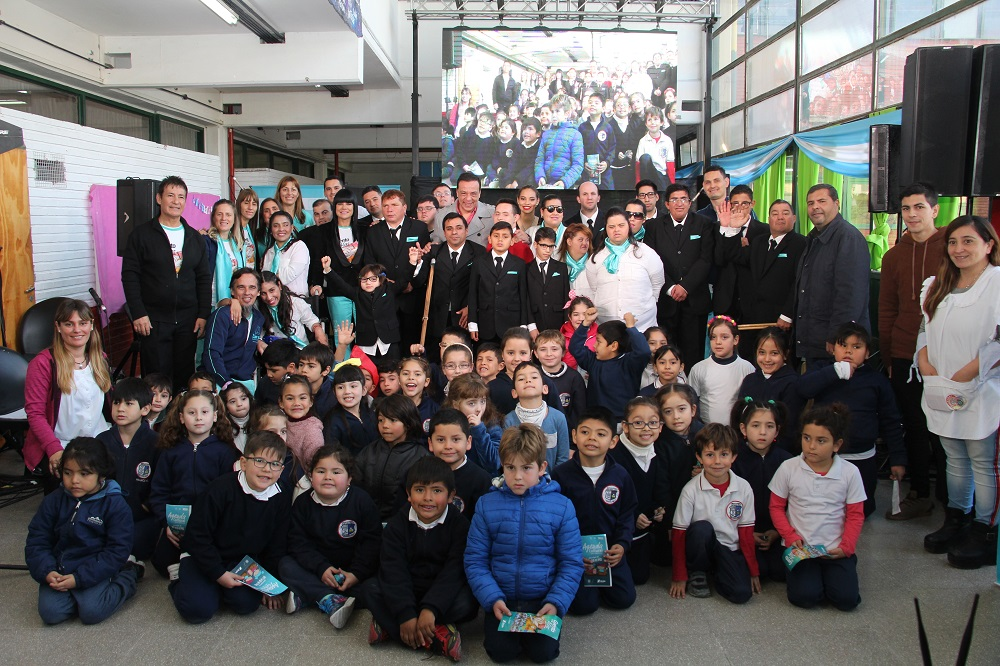 Municipio difundió Ciudad Rayuela, presentó la Agenda Cultural de vacaciones y Cuento con Alas cerró el evento