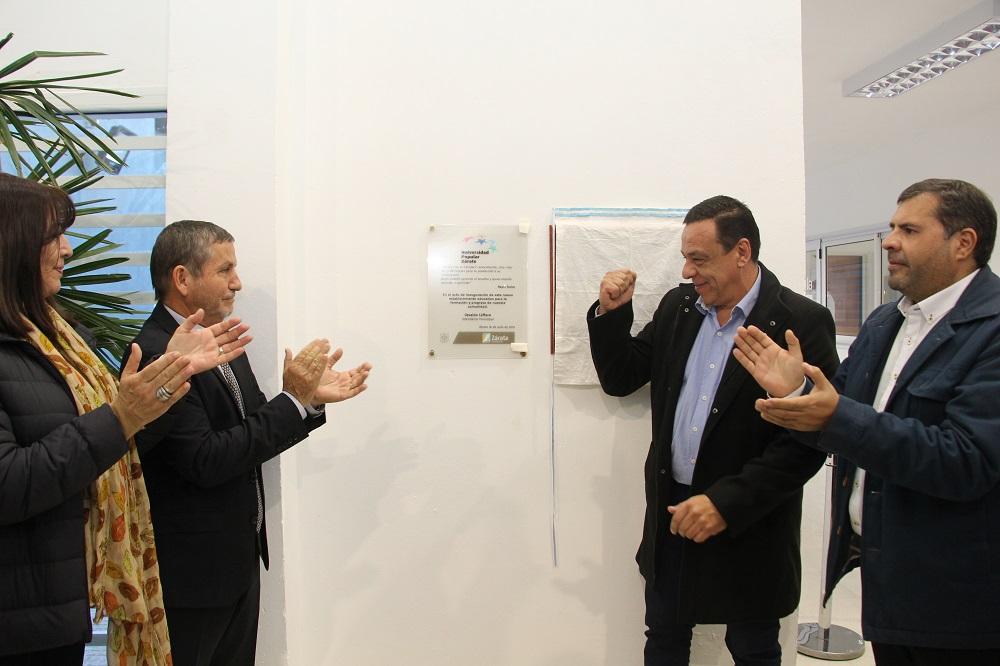Quedó inaugurada la Universidad Popular Zárate, un nuevo espacio municipal de formación gratuita