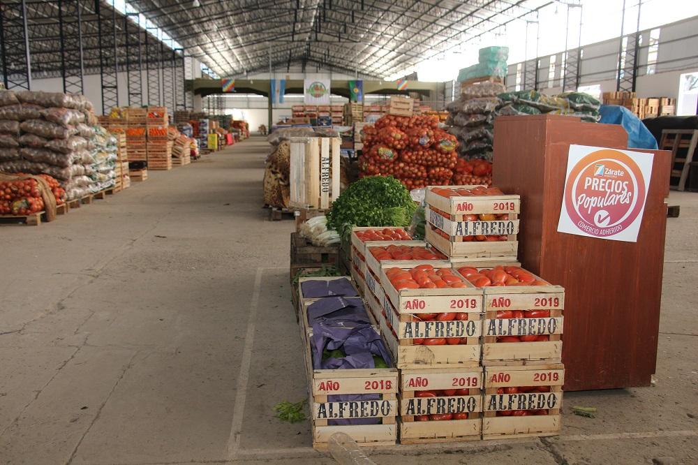 Precios Populares: oferta imperdible en el Mercado Concentrador Frutihortícola