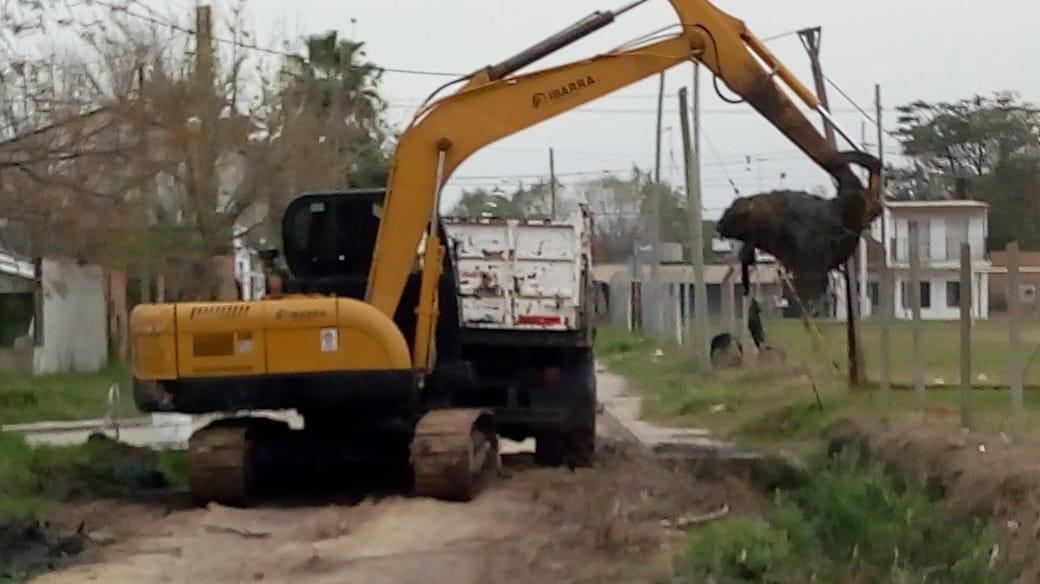 Servicios Públicos profundiza los trabajos en los barrios