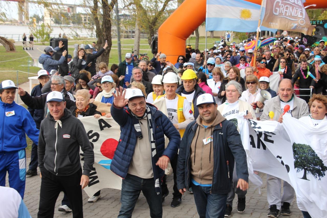 Multitudinaria participación en la maratón de Costa Joven y Costa Grande