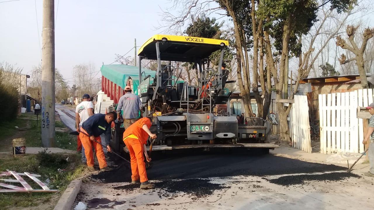 Mi Barrio: Municipio intensifica los trabajos en barrio Bosch