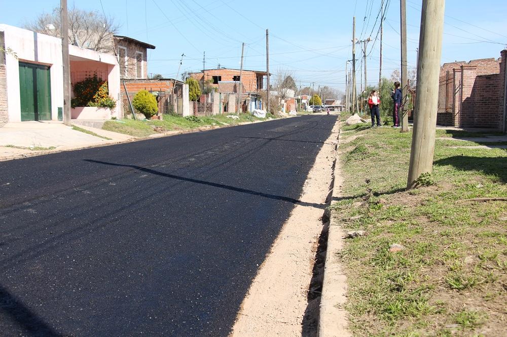 El Municipio sigue mejorando infraestructura a través del Programa Mi Barrio