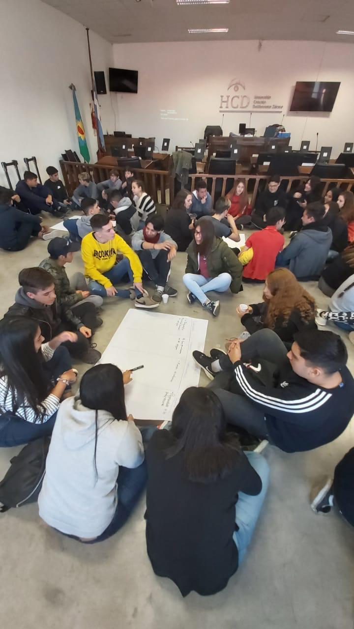Costa Joven: La juventud pide la palabra